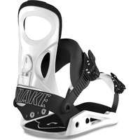 Fixation Snowboard King - Blanc