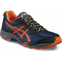 Chaussures de Trail Gel Fujitrabuco 5 - Poseidon Flame Orange