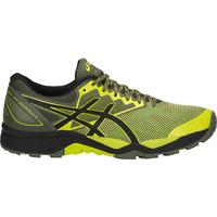 Chaussure Trail Homme Gel Fujitrabuco 6 - Sulphur Spring/Black/Four Le