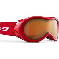 Masque de Ski Satellite - Rouge - Ecran Orange Cat?gorie 3
