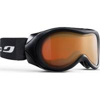 Masque de Ski Satellite - Noir - Ecran Orange Cat?gorie 3