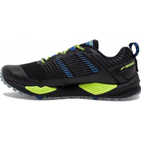 Chaussure de Trail Cascadia 13 - Black Nightlife Blue