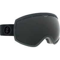Masque de Ski EG2 - Murked - Jet Black + Yellow Blue Chrome