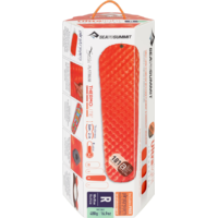 Matelas gonflable Ultralight Insulated avec Airstream Pumpsack - Orang