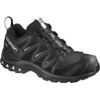 Chaussures de trail XA Pro 3D Gtx W - Black/Black/Grey