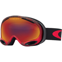 Masque hiver ski / snow homme A Frame 2.0 Wet Dry Fire Brick